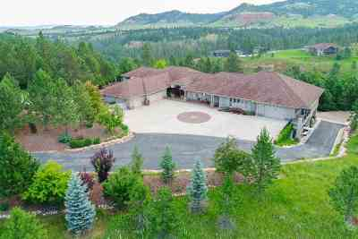 Spearfish Single Family Home For Sale: 2420 Woodland