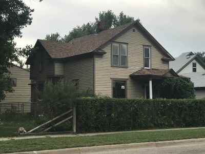 Belle Fourche SD Single Family Home For Sale: $100,000