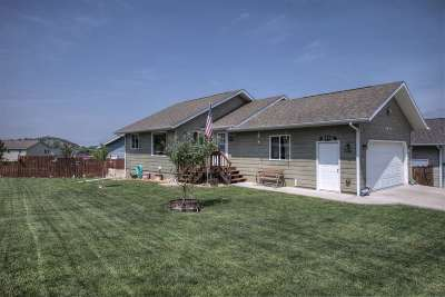 Whitewood Single Family Home Uc-Contingency-Take Bkups: 646 Yosemite