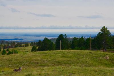 Hot Springs SD Residential Lots & Land For Sale: $59,900
