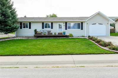Spearfish Single Family Home For Sale: 714 33rd