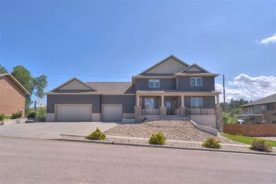 Rapid City Single Family Home For Sale: 3013 Motherlode Dr.