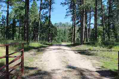 Residential Lots & Land Sale Of Prop Contingency: 12562 Hazelrodt Cutoff