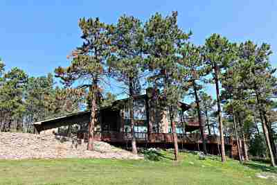 Rapid City Single Family Home Uc-Contingency-Take Bkups: 4811 Cliff