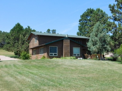 Hot Springs Single Family Home Uc-Contingency-Take Bkups: 12700 Ridgeview