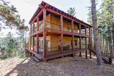 Deadwood, Lead Single Family Home For Sale: 21184 Gilded Mountain