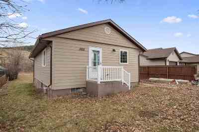Sturgis SD Single Family Home For Sale: $184,900
