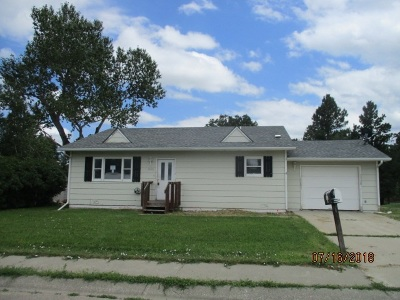 Sturgis SD Single Family Home For Sale: $104,400