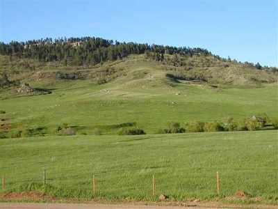 Spearfish Residential Lots & Land For Sale: Lot 2 Lookout Mountain Rd.