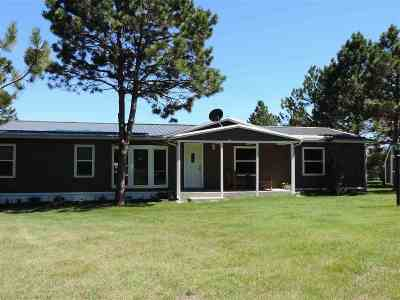 Hot Springs Single Family Home For Sale: 27798 Cascade