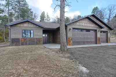 Whitewood SD Single Family Home For Sale: $354,000