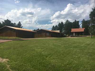 Custer Single Family Home Uc-Contingency-Take Bkups: 12376 Windmill