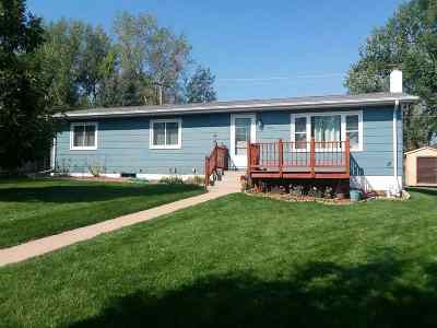 Spearfish SD Single Family Home For Sale: $192,500