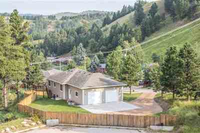 Deadwood Single Family Home For Sale: 3 Ryan