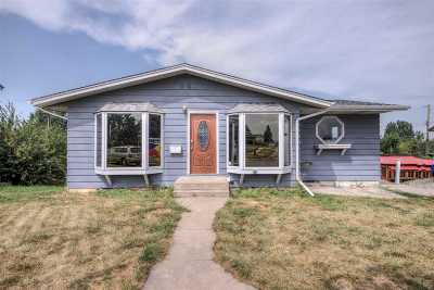 Sturgis Single Family Home Financing Contingency: 1905 Sunset
