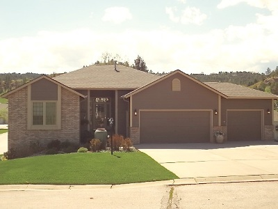Rapid City Single Family Home For Sale: 5025 Stoney Creek Dr.