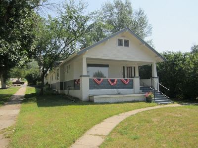 Hot Springs Single Family Home For Sale: 145 N 5th