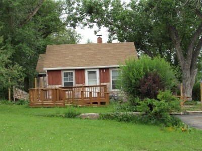 Rapid City Single Family Home For Sale: 1510 Custer