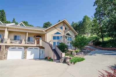 Spearfish Single Family Home For Sale: 206 Stone Gate