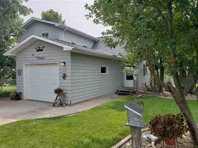 Spearfish, Deadwood/central City, Deadwood, Strugis, Whitewood, Belle Fourche, Spearfish Canyon Single Family Home For Sale: 306 Custer St