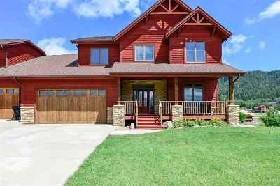 Sturgis Single Family Home For Sale: 12256 Stagecoach