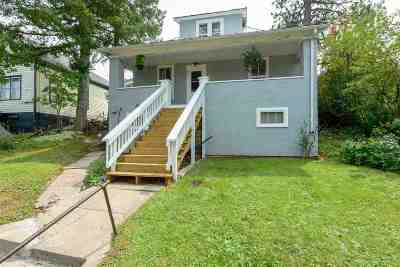 Single Family Home Uc-Contingency-Take Bkups: 815 Upper Addie
