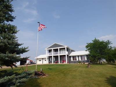 Belle Fourche Farm & Ranch For Sale: 11327 Snoma