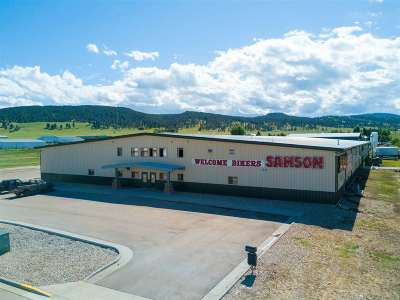 Sturgis Commercial For Sale: 1151 Industry Rd.