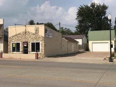 Belle Fourche Commercial For Sale: 516 & 518 5th