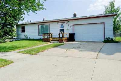 Spearfish Single Family Home For Sale: 920 Spartan