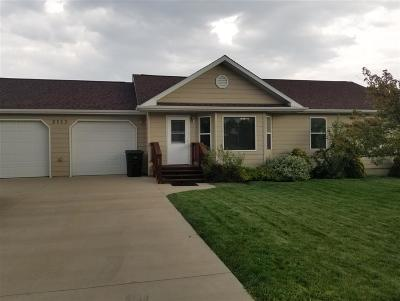 Belle Fourche Single Family Home Sale Of Prop Contingency: 2113 Frannie Cir