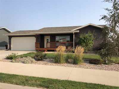 Spearfish Single Family Home Uc-Contingency-Take Bkups: 1818 Tumble Weed