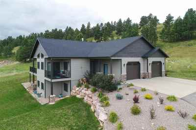 Spearfish Single Family Home Sale Of Prop Contingency: 19884 Gobbler