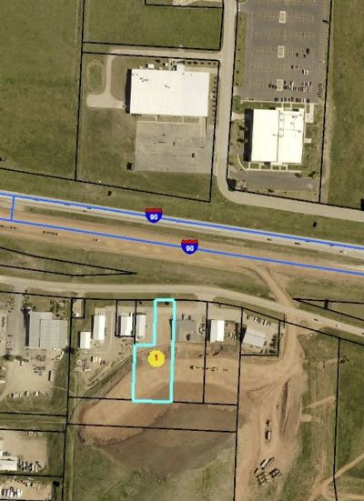 Spearfish Commercial For Sale: Lot 2b Blk 7 Colorado