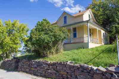 Lead SD Single Family Home For Sale: $72,000