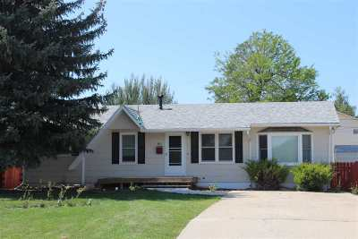 Spearfish Single Family Home Uc-Contingency-Take Bkups: 821 Yale Street