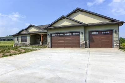 Spearfish Single Family Home Uc-Contingency-Take Bkups: 7812 E Duke Parkway