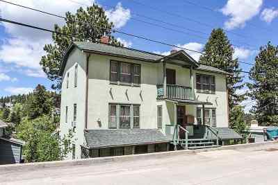 Deadwood, Lead Multi Family Home For Sale: 520 W Addie
