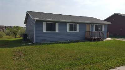 Rapid City Single Family Home For Sale: 3508 Knuckleduster