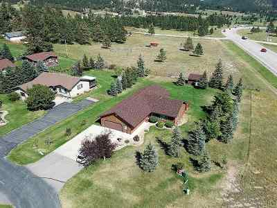 Sturgis SD Single Family Home Uc-Contingency-Take Bkups: $300,000