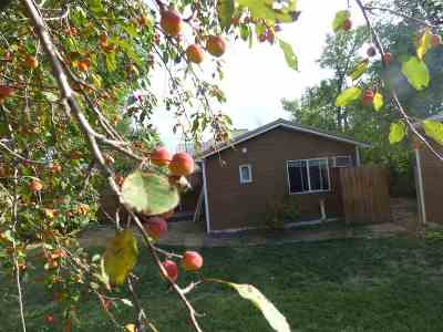 Belle Fourche Single Family Home Uc-Contingency-Take Bkups: 815 Aurora