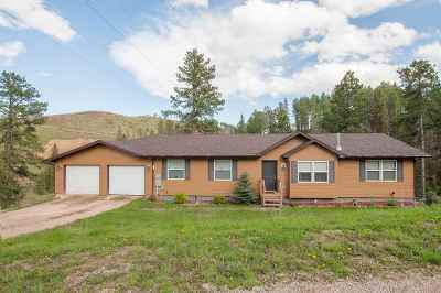 Sturgis Single Family Home For Sale: 11773 Two Bit Springs