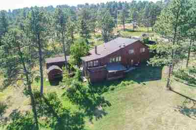 Rapid City Single Family Home For Sale: 3910 Corral