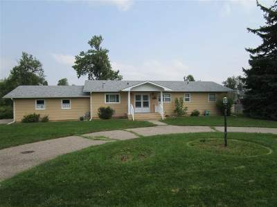 Spearfish Single Family Home Uc-Contingency-Take Bkups: 18 Tom Ral Drive