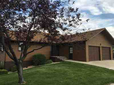 Spearfish Single Family Home Uc-Contingency-Take Bkups: 270 Caddy Drive