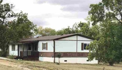 Belle Fourche Single Family Home For Sale: 18713 Hwy 85