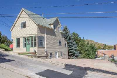 Lead Single Family Home Uc-Contingency-Take Bkups: 318 W Addie