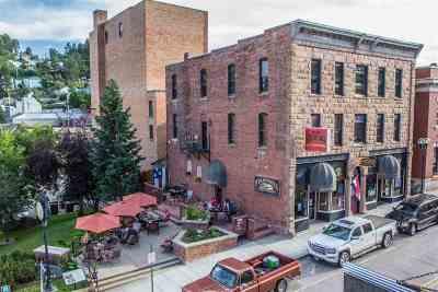 Deadwood, Lead Commercial For Sale: 305 W Main