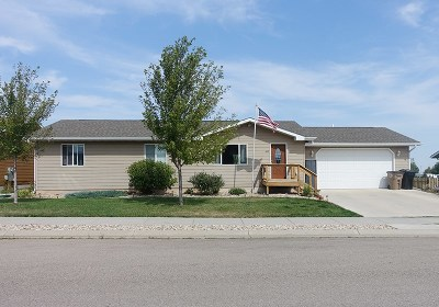 Spearfish SD Single Family Home For Sale: $289,900