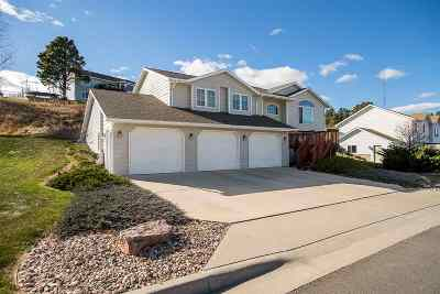 Rapid City Single Family Home For Sale: 3735 City View